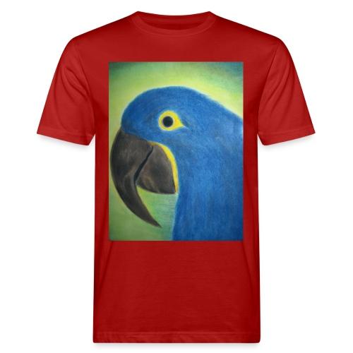 Hyasinttiara - Miesten luonnonmukainen t-paita