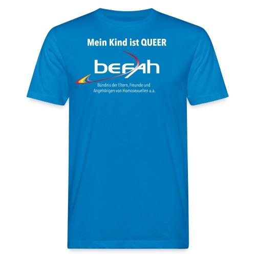 befah front - Männer Bio-T-Shirt