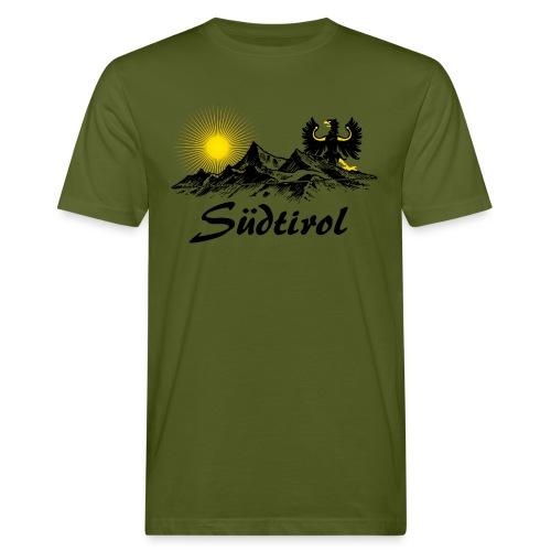 Südtirol Design - Männer Bio-T-Shirt