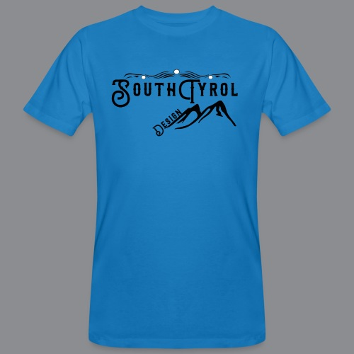 SouthTyrol Design - Männer Bio-T-Shirt