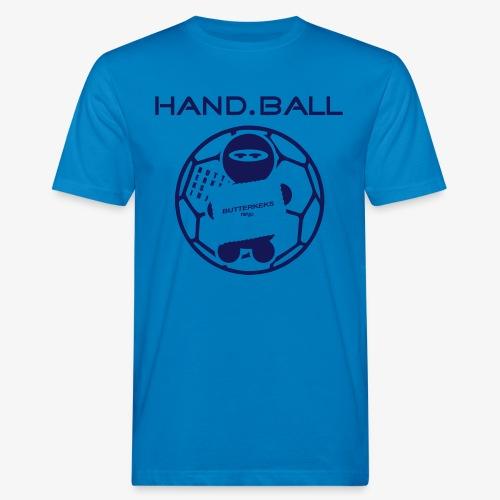 Handball - Männer Bio-T-Shirt