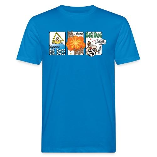 big boss big bang big bug - T-shirt bio Homme