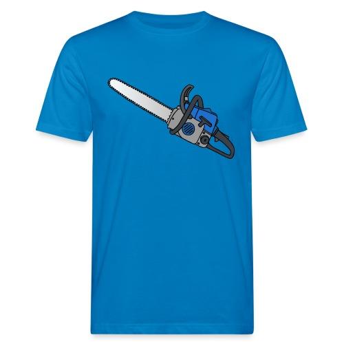 Kettensäge - Männer Bio-T-Shirt