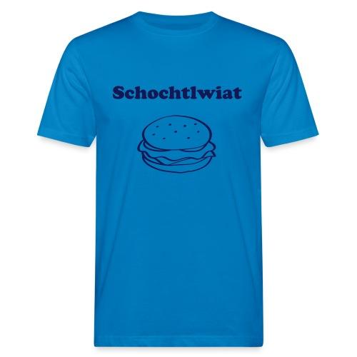 Schochtlwiat - Männer Bio-T-Shirt