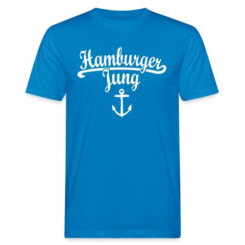 Hamburger Jung Klassik Hamburg - Männer Bio-T-Shirt