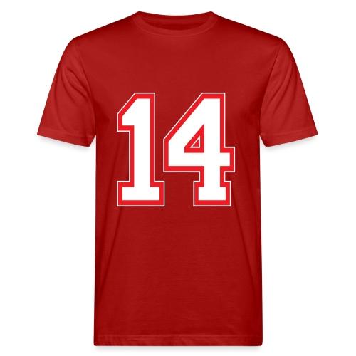 DANNIEB 14 - T-shirt ecologica da uomo