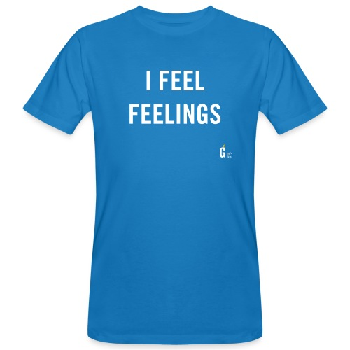 I feel feelings II - Men's Organic T-Shirt