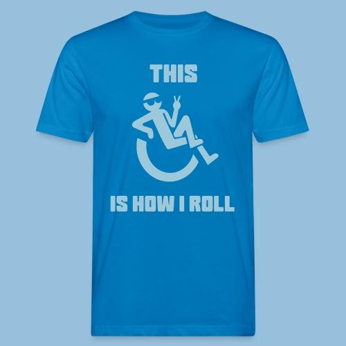Howiroll10 - Mannen Bio-T-shirt