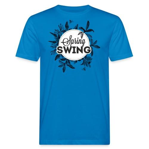 Spring Swing - Männer Bio-T-Shirt