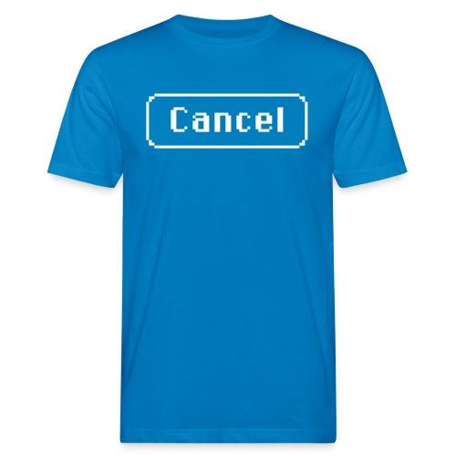 Cancel Save OK cancel - Men's Organic T-Shirt