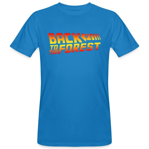 Back To The Forest - Men's Organic T-Shirt