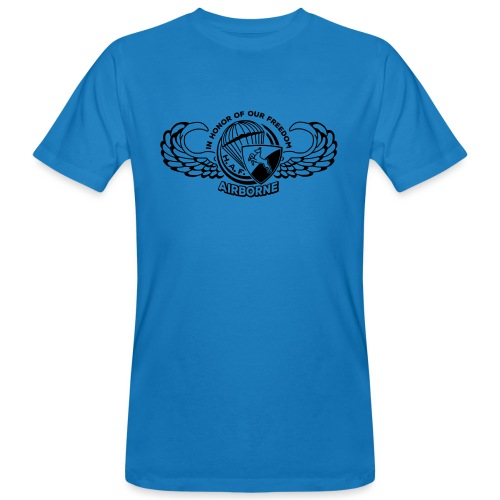 HAF tshirt back2015 - Men's Organic T-Shirt