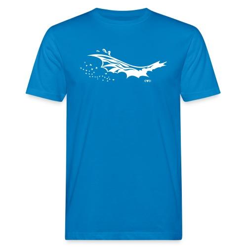 welle2 - Männer Bio-T-Shirt