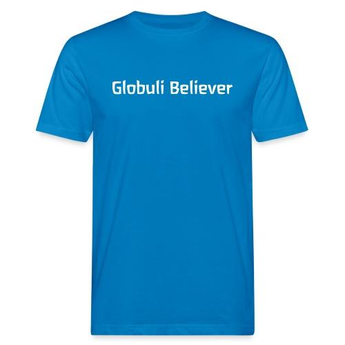 Globuli Believer - Männer Bio-T-Shirt