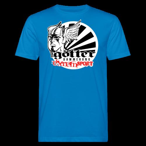 GÖTTERDÄMMERUNG - Männer Bio-T-Shirt
