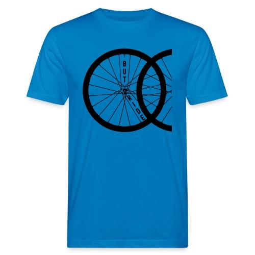But Ride - Männer Bio-T-Shirt
