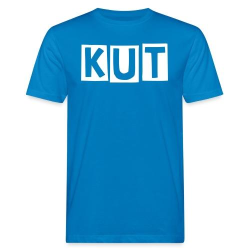 kut white - Mannen Bio-T-shirt