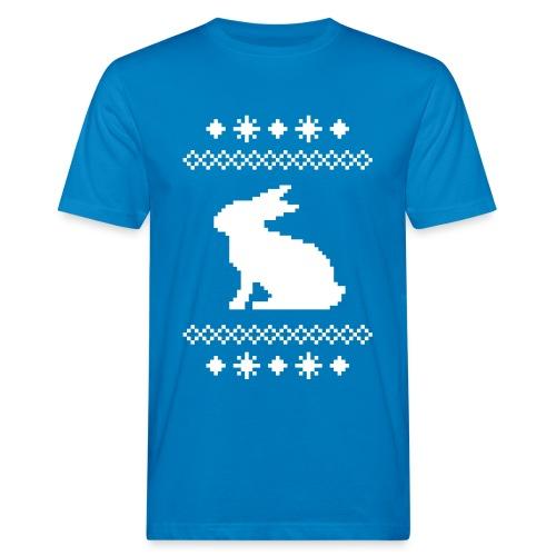 Norwegerhase hase kaninchen häschen bunny langohr - Männer Bio-T-Shirt