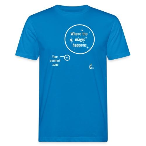 Where the magic happens I - Men's Organic T-Shirt