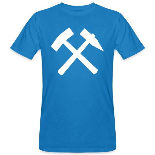 RVB - Schlägel + Eisen - Männer Bio-T-Shirt