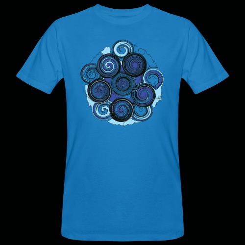 SPIRALE - Männer Bio-T-Shirt