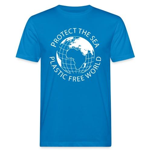 Protect the Sea - Männer Bio-T-Shirt