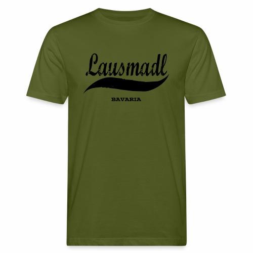 LAUSMADL BAVARIA - Männer Bio-T-Shirt