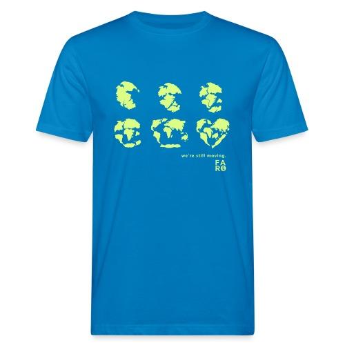 We're Still Moving - Continental Drift - Men's Organic T-Shirt