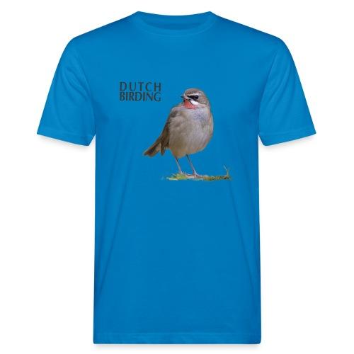 RoodKeelNachterGaalHoogWo - Mannen Bio-T-shirt