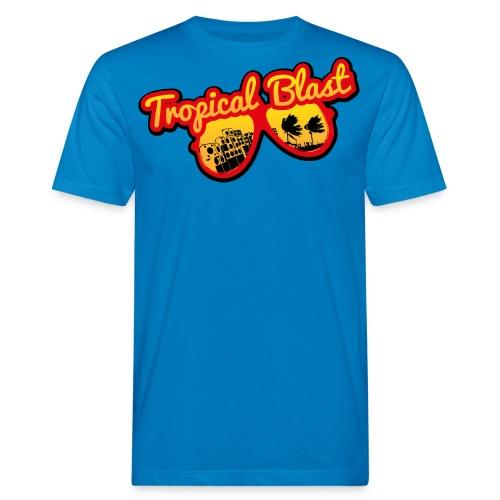 logo png - Männer Bio-T-Shirt