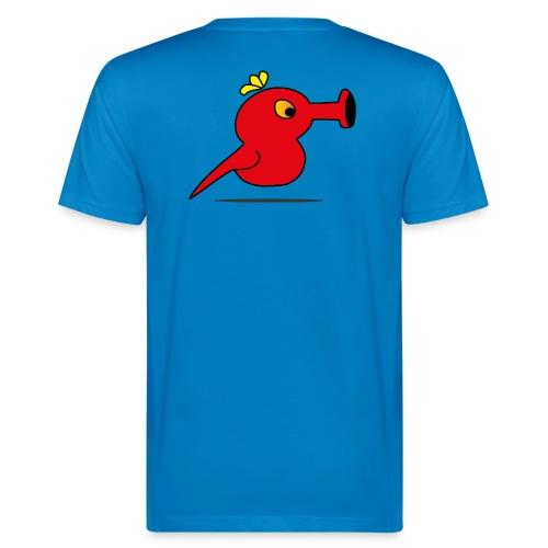 Cap Birdy - Männer Bio-T-Shirt