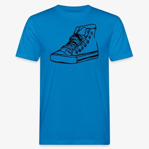 basket - T-shirt bio Homme