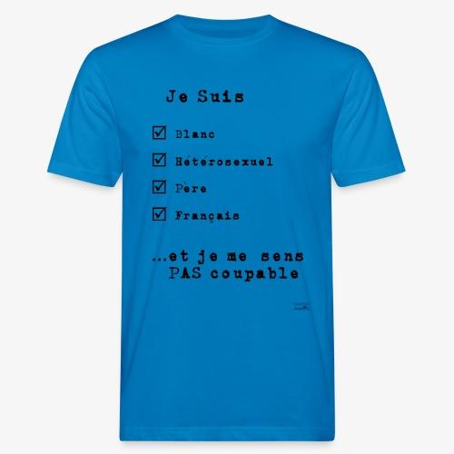 IDENTITAS Homme - T-shirt bio Homme