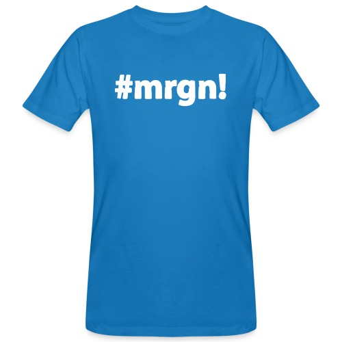 #mrgn - Männer Bio-T-Shirt