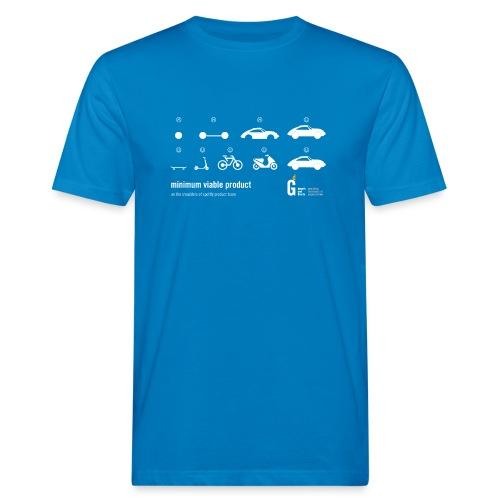 minimum viable product I - Men's Organic T-Shirt