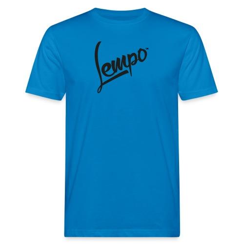 Lempo TM Logo - Men's Organic T-Shirt