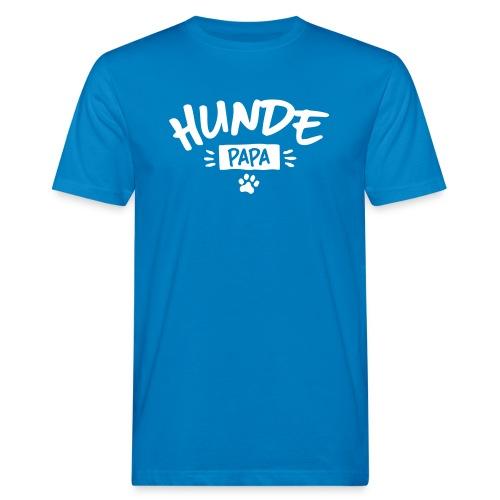 Vorschau: Hunde Papa - Männer Bio-T-Shirt