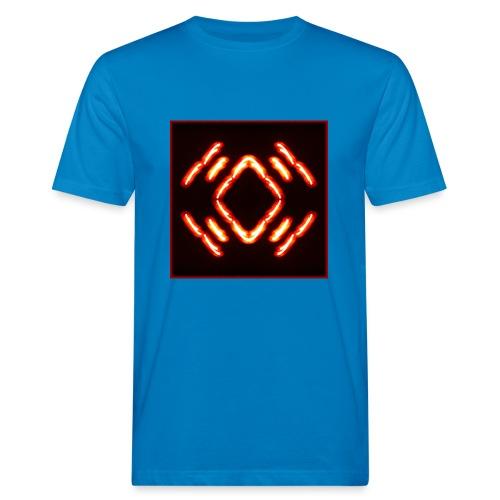 Lichtertanz #2 - Männer Bio-T-Shirt