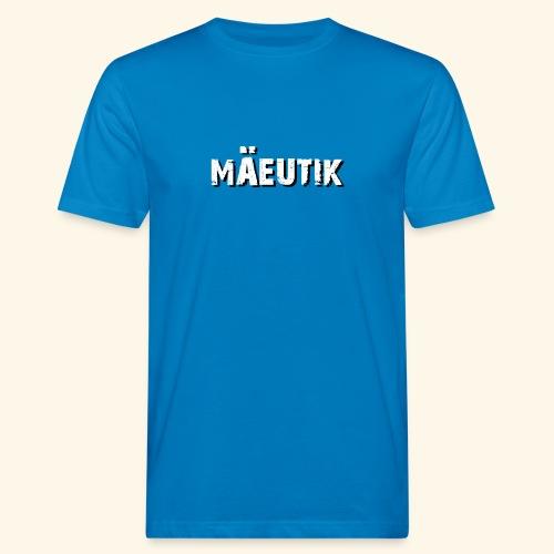 Mäeutik - Männer Bio-T-Shirt