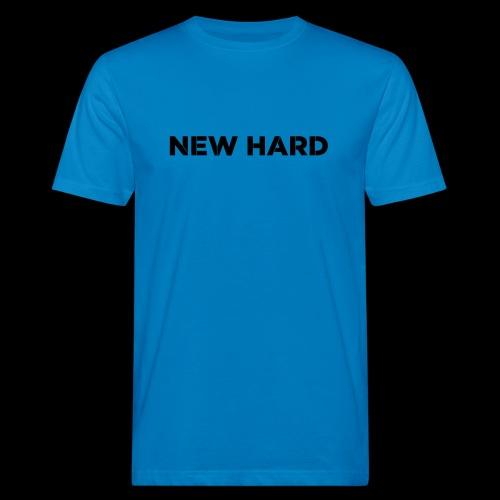 NAAM MERK - Mannen Bio-T-shirt