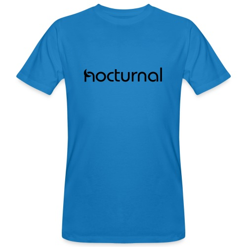 Nocturnal Black - Men's Organic T-Shirt