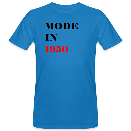 MODE IN 150 - Men's Organic T-Shirt