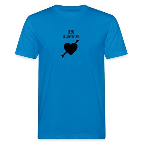 I'm In Love - T-shirt ecologica da uomo