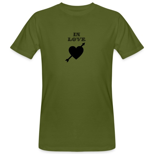 I'm In Love - T-shirt ecologica da uomo
