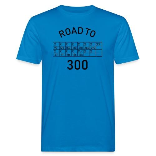 En route vers le 300 - T-shirt bio Homme