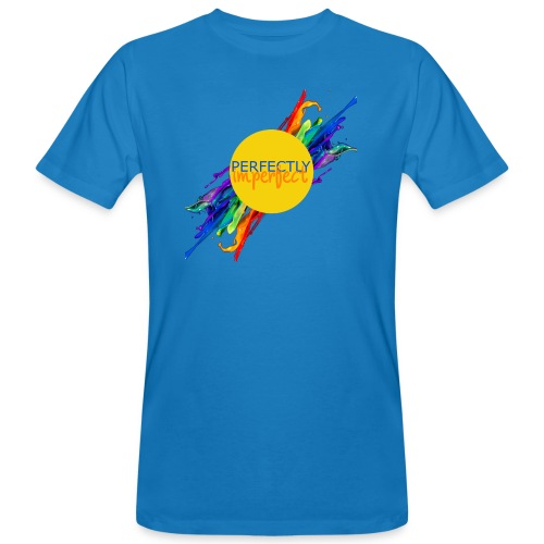 Perfectly Imperfect - Men's Organic T-Shirt