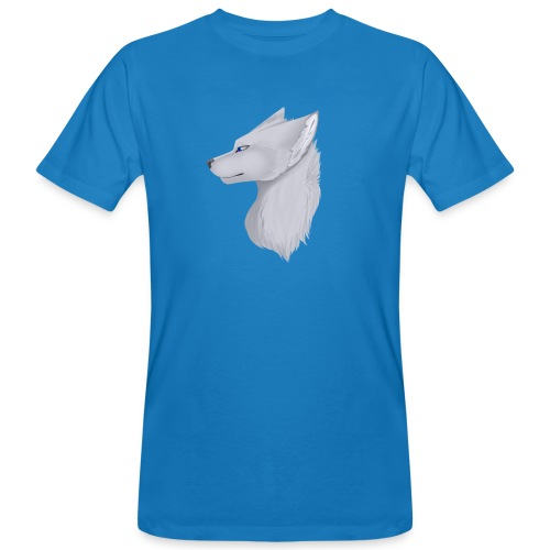 Wolf Bib - Men's Organic T-Shirt