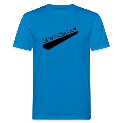 GewoonLuuk - Mannen Bio-T-shirt