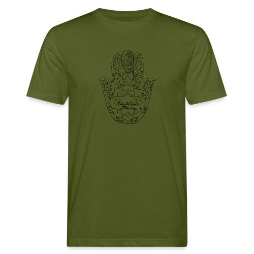 Celain&Galven-Mercure - Miesten luonnonmukainen t-paita