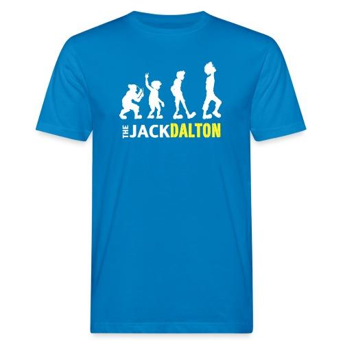 TheJackDaltonévolution - T-shirt bio Homme